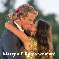Marry a Filipina woman!